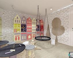 Pokój zabaw dla dzieci - Pokój dziecka - zdjęcie od HOME & STYLE Katarzyna Rohde - Homebook