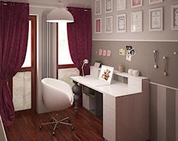 Pokój dziewczynki nieco klasycznie - Pokój dziecka, styl klasyczny - zdjęcie od HOME & STYLE