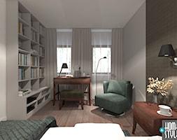 Klimatyczny dom pod miastem - Sypialnia - zdjęcie od HOME & STYLE Katarzyna Rohde - Homebook