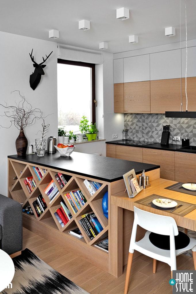 Realizacja Mieszkania Z Czarnym Jeleniem średnia Otwarta