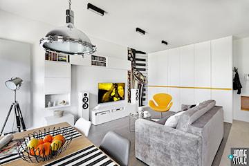 Sprytne pomysły na przechowywanie w małym mieszkaniu w bloku