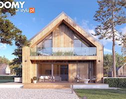 Projekt domu Pogodny 2 - zdjęcie od DOMY w Stylu Projekty domów - Homebook