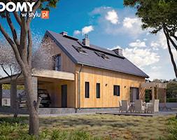 Projekt domu Weranda 3 - zdjęcie od DOMY w Stylu Projekty domów - Homebook