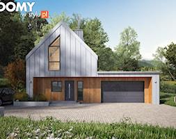 Projekt domu Malutki 6 - zdjęcie od DOMY w Stylu Projekty domów - Homebook