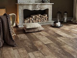 Płytki imitujące drewno - modne, eleganckie, ponadczasowe. Poznaj aranżacje bliskie naturze