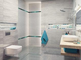 Kolory morza i pastele, czyli wakacyjne motywy w Twojej łazience