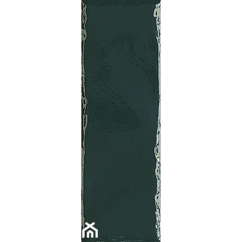 Porcelano Green Ściana Ondulato