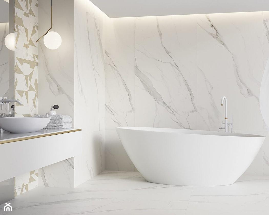 Białe Płytki W łazience Czyli Gorący Trend Który Nigdy Nie