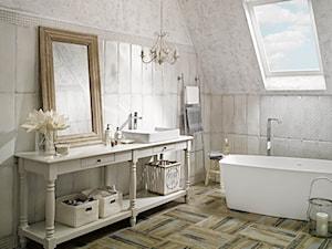 Łazienka w kolorze zimy. Pomysły na nowoczesną białą łazienkę!