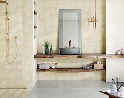 Wawel - Średnia łazienka w domu jednorodzinnym, styl industrialny - zdjęcie od Ceramika Paradyż