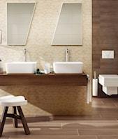 Łazienka styl Eklektyczny - zdjęcie od Ceramika Paradyż