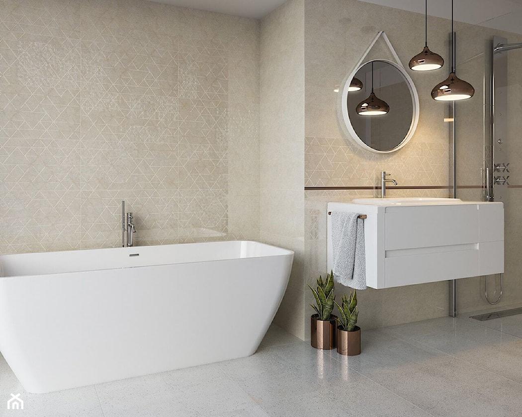 łazienka W Kolorach Jesieni Czas Na Beże Brązy I Drewno