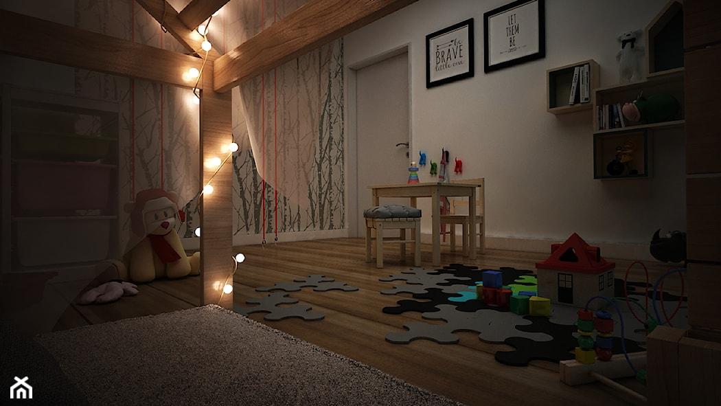 W Mega Jak oświetlić pokój dziecka bez okna? - homebook JB38