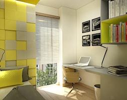 Pokój nastolatka - zdjęcie od WNĘTRZOMANIA