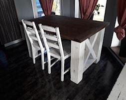 Stół do jadalni - zdjęcie od Eco-Deco-Art Piotr Pertek