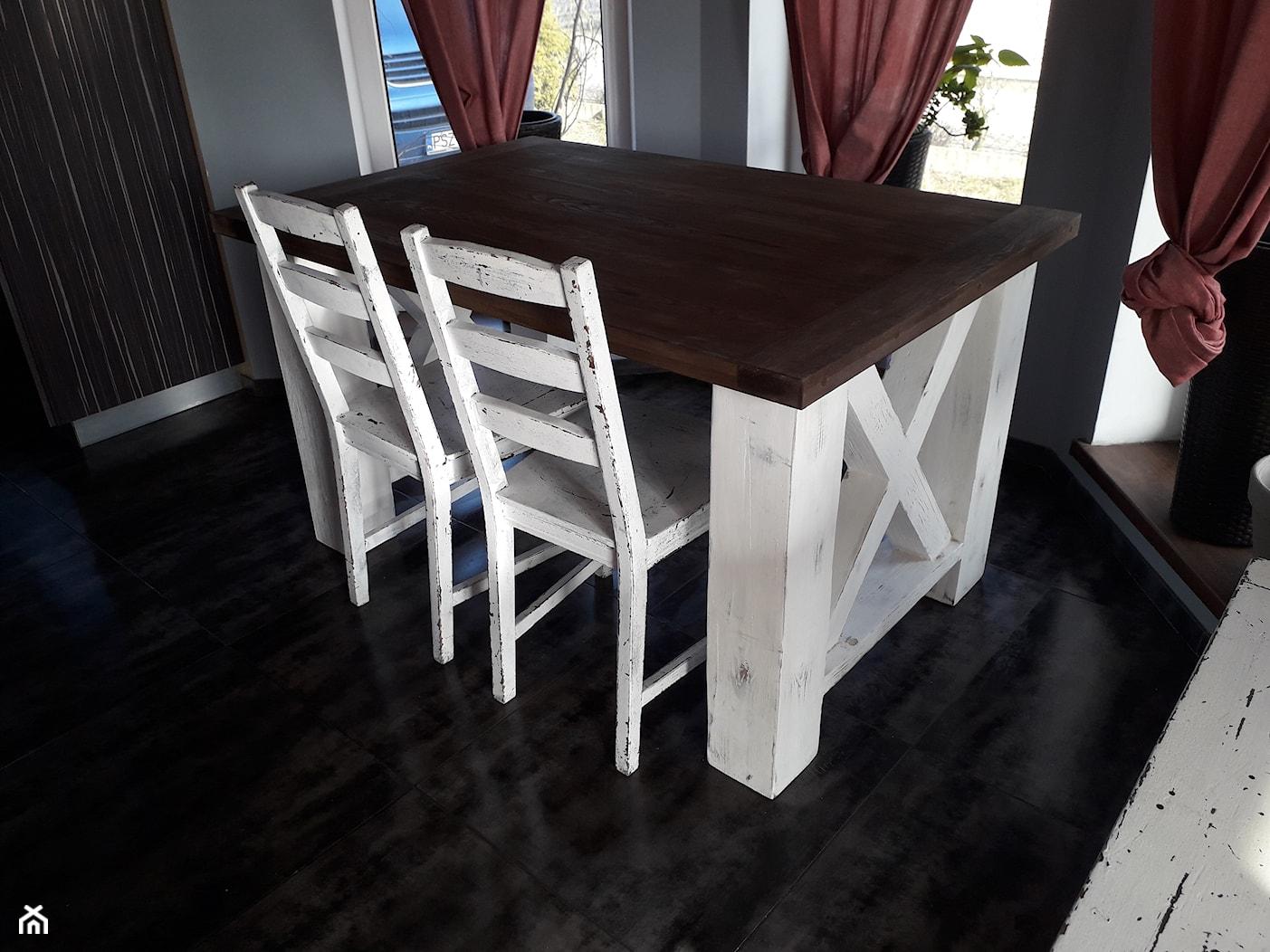 Stół do jadalni - zdjęcie od Eco-Deco-Art Piotr Pertek - Homebook