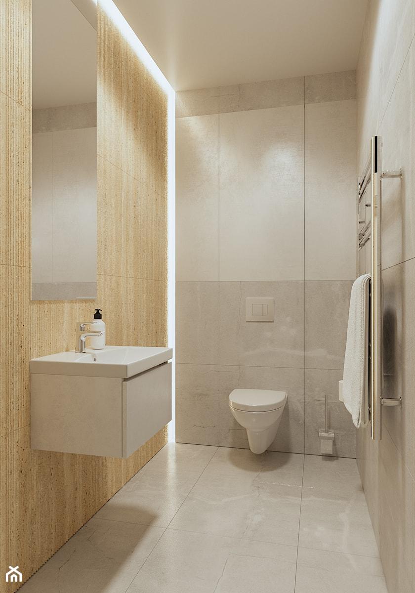Wc Mała łazienka Zdjęcie Od Dorota Zamojska Homebook