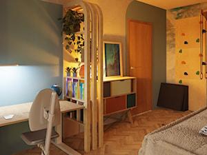 NEUROOM - wspierające pokoje dla dzieci - Architekt / projektant wnętrz