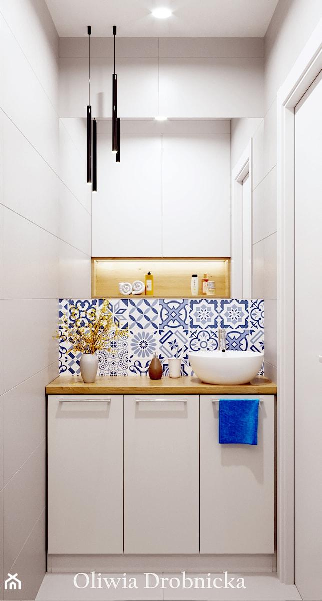 Łazienka - zdjęcie od Projektowanie Wnętrz Oliwia Drobnicka