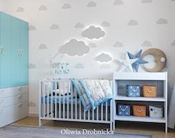 Pokój dziecięcy - zdjęcie od Projektowanie Wnętrz Oliwia Drobnicka
