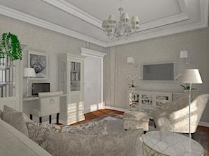 Dom w zabudowie szeregowej w Olsztynie - zdjęcie od KOKOdesign - STUDIO PROJEKTOWE - Polska