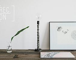 LAMPKA STOŁOWA #D 02-12 - zdjęcie od Rec-on