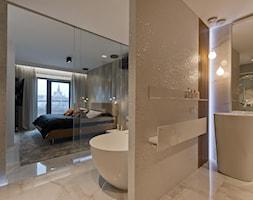 REALIZACJA GDAŃSK - Duża łazienka, styl nowoczesny - zdjęcie od Studio Estima Sopot