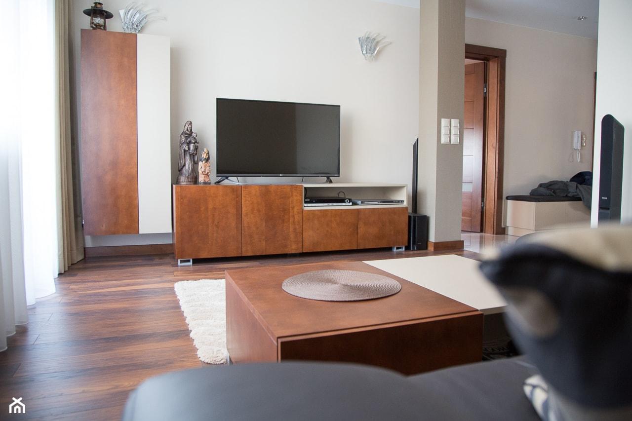 Salon w pełnej okazałości - zdjęcie od DeGosh - Homebook
