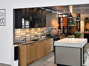 Kuchnie nowoczesne - ekspozycje