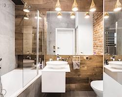 Łazienka w bloku - aranżacje, pomysły, inspiracje
