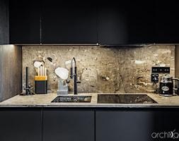 Ceglana projekt - Kuchnia, styl industrialny - zdjęcie od Archikąty - Homebook