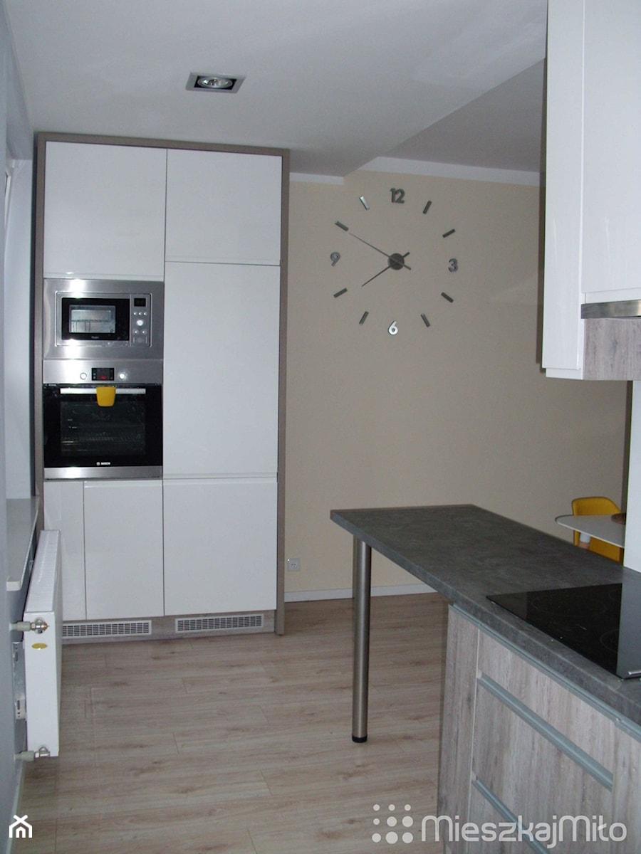 Kuchnia po remoncie  zdjęcie od Pracownia Projektowania   -> Kuchnia Po Remoncie Inspiracje