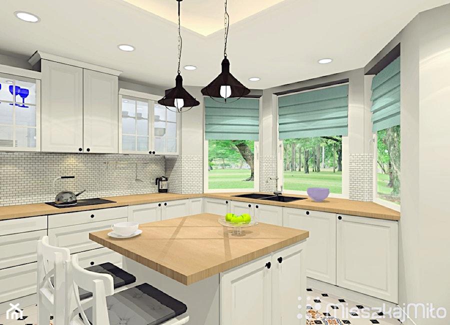 Aranżacja Dużej Kuchni Zdjęcie Od Pracownia Projektowania