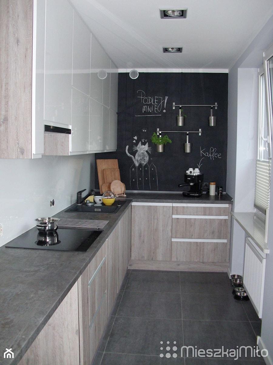 Aranżacja kuchni po remoncie  zdjęcie od Pracownia   -> Kuchnia Po Remoncie Inspiracje