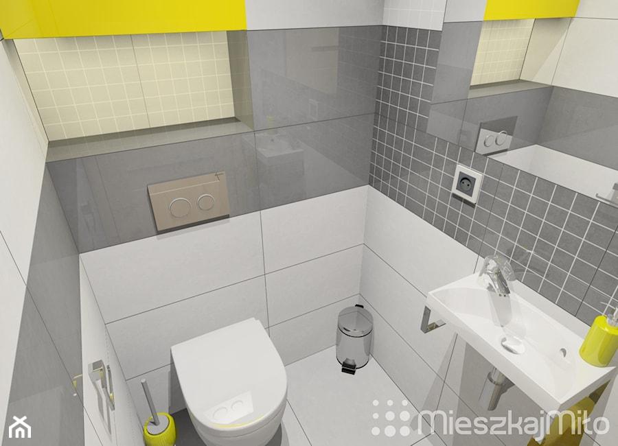 Mała łazienka Na Parterze Zdjęcie Od Pracownia