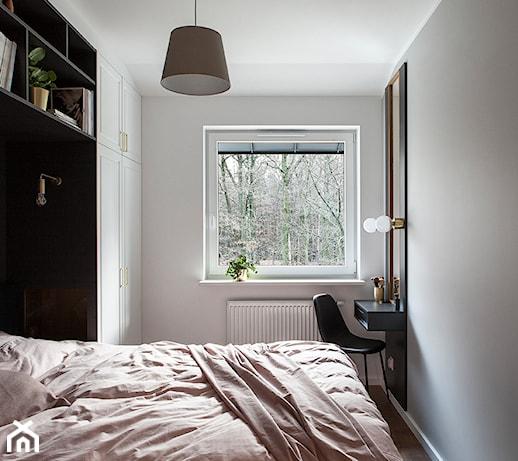 Jak urządzić wąską sypialnię?
