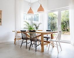 Mieszkanie w Gdyni - Jadalnia - zdjęcie od em2pracownia - Homebook