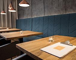 restauracja hotelowa - zdjęcie od em2pracownia