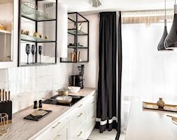 black & white - zdjęcie od Alina Mokrzycka Architekt / Wnętrza / Grafika