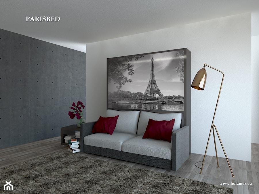 parisbed ko w szafie zdj cie od holzmex ko w szafie homebook. Black Bedroom Furniture Sets. Home Design Ideas