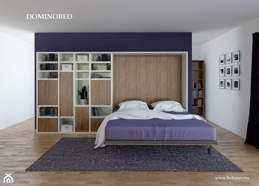 dominobed ko w szafie zdj cie od holzmex ko w szafie homebook. Black Bedroom Furniture Sets. Home Design Ideas