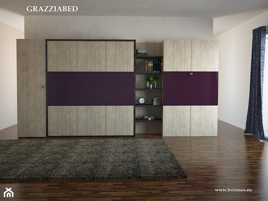 grazziabed ko chowane w szafie zdj cie od holzmex ko w szafie. Black Bedroom Furniture Sets. Home Design Ideas