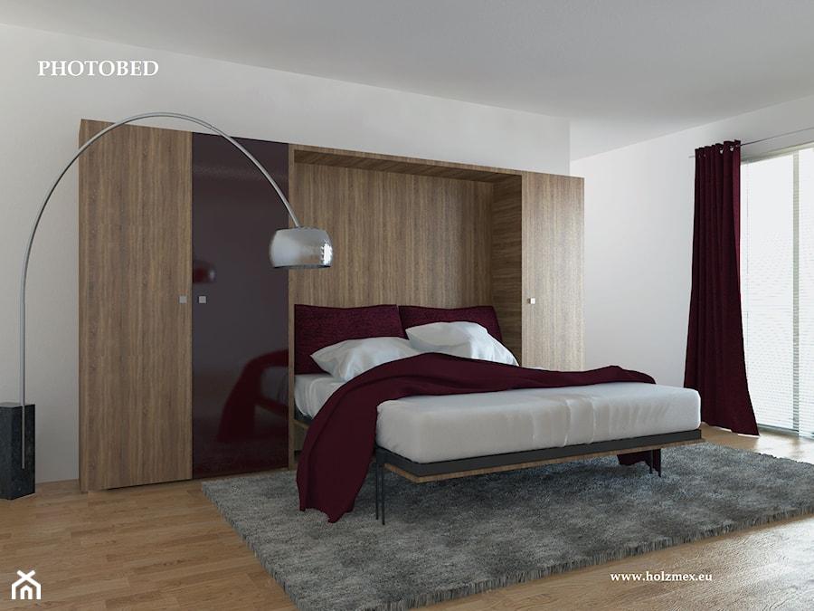 photobed ko w szafie zdj cie od holzmex ko w szafie homebook. Black Bedroom Furniture Sets. Home Design Ideas