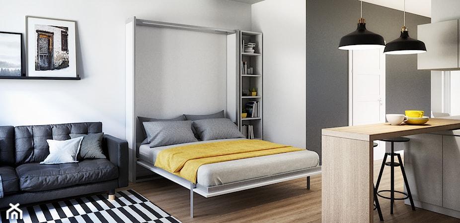 Łóżko chowane w szafie – zrób to sam!