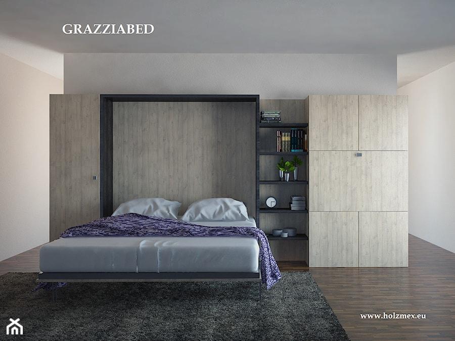 grazziabed ko chowane w szafie zdj cie od holzmex ko w szafie homebook. Black Bedroom Furniture Sets. Home Design Ideas