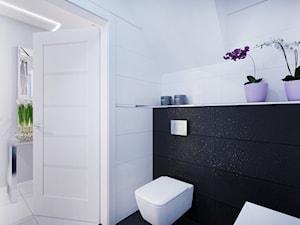 Projekt nowoczesnego wnętrza w domu jednorodzinnym