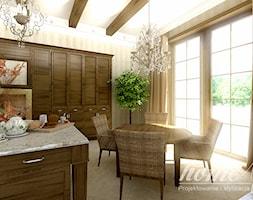 Hiszpańska dacza - Kuchnia, styl klasyczny - zdjęcie od Home Atelier Aneta Rosińska-Dadsi - Homebook