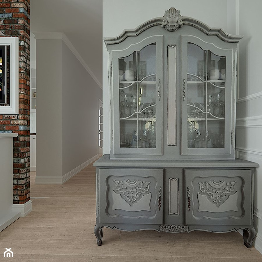 modern vintage salon styl vintage zdjcie od home atelier aneta rosiska dadsi - Salon Modern Evintage