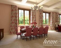 Hiszpańska dacza - Salon, styl klasyczny - zdjęcie od Home Atelier Aneta Rosińska-Dadsi - Homebook