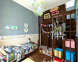 Hiszpańska dacza - Pokój dziecka, styl klasyczny - zdjęcie od Home Atelier Aneta Rosińska-Dadsi - Homebook
